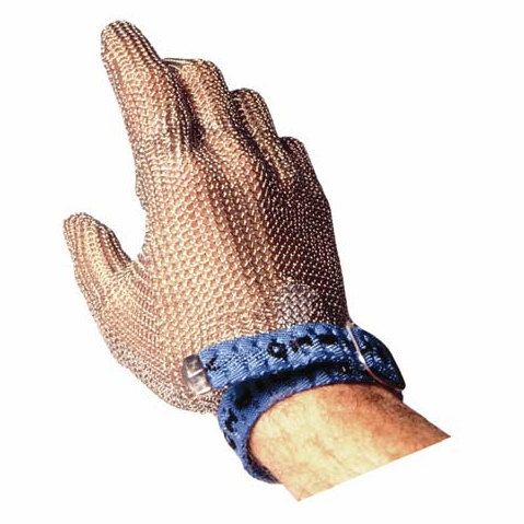 Găng tay chống cắt bằng inox