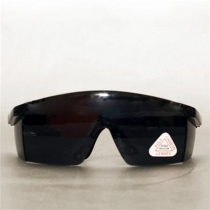 Kính mắt bảo hộ Wellsafe SS416 đen