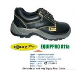 Giày da bảo hộ lao động Equippro