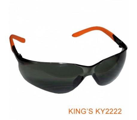 Mắt kính bảo hộ King's Ky2222 màu đen