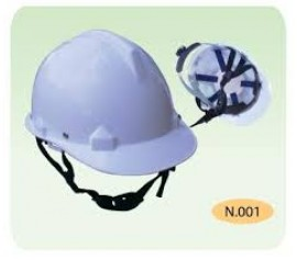 Mũ bảo hộ lao động BB01