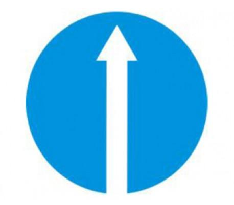 Biển báo giao thông phản quang - biển chỉ dẫn 301a