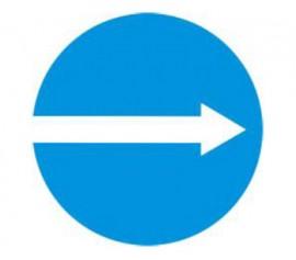 Biển báo giao thông phản quang 3900 - 301b