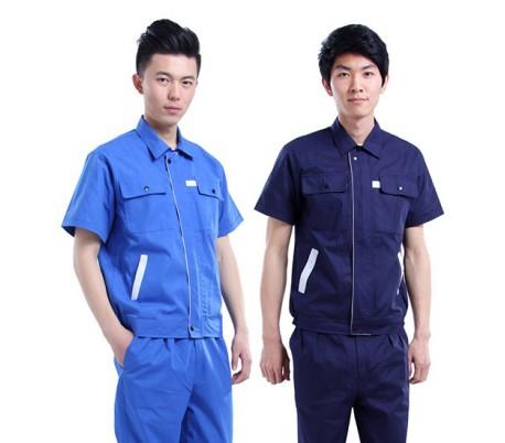 Quần áo bảo hộ cho công nhân - 01