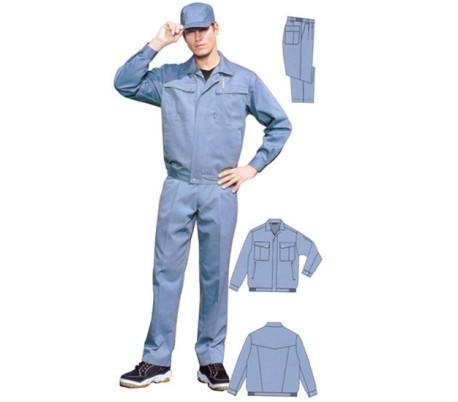 Trang phục công nhân - 02