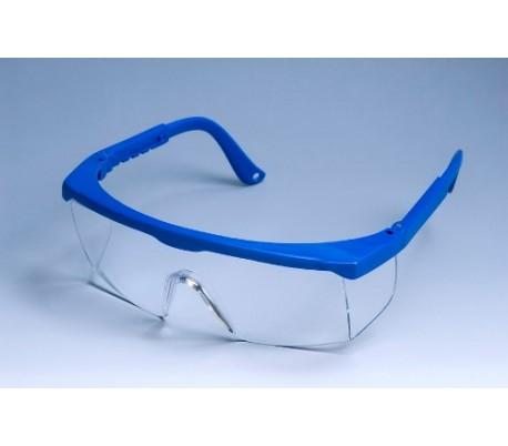 Mắt kính bảo hộ gọng xanh 806-886