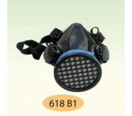 Mặt nạ lọc độc VN 1 pin lọc 618B1