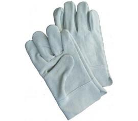 Găng tay da hàn loại ngắn