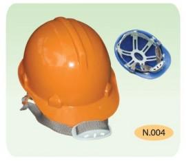 Nón nhựa bảo hộ lao động BB04