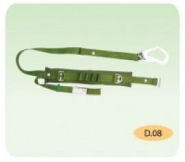Đai leo cao an toàn thắt lưng 1 móc to D08